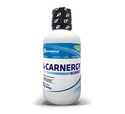 L-Carnergy Science Liquid 474ml - Performance
