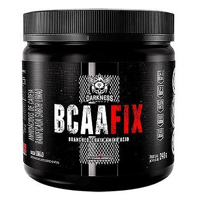 BCAA Fix Powder Darkness 300g - Integralmédica
