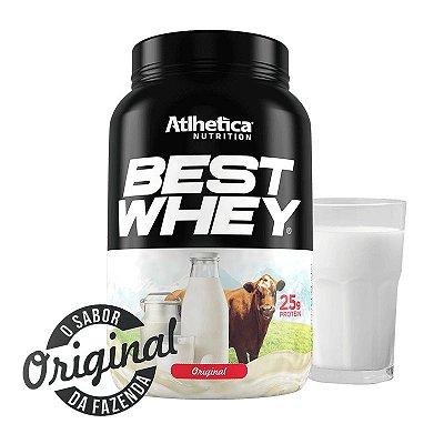 Best Whey 900g - Atlhetica