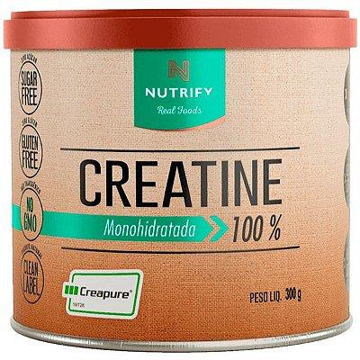 Creatine Monohidratada Creapure® 300g - Nutrify