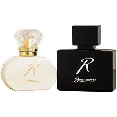 Kit Perfumes Renascence Adore + Blue