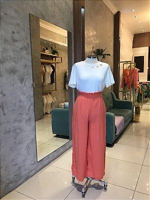 Calça Laranja - Litoral