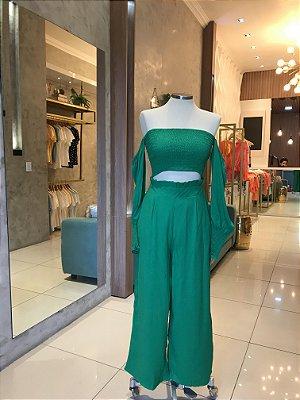Calça Verde - Litoral