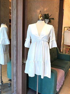 Vestido Linho - Novas Chances