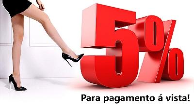 5% DEPOSITO BANCARIO