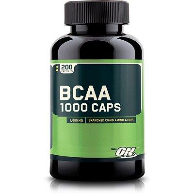 BCAA - 200 caps
