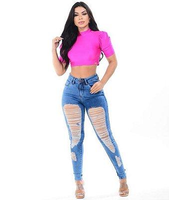 Calça Jeans Ana Clara