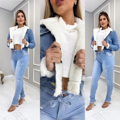 Conjunto Jeans Paola