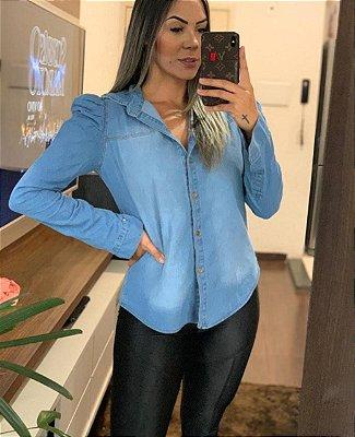 Camisa Jeans Melina