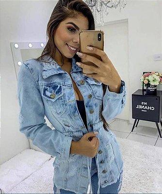 Max Jaqueta Jeans