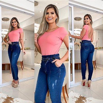 Calça Jeans Clochard Paola