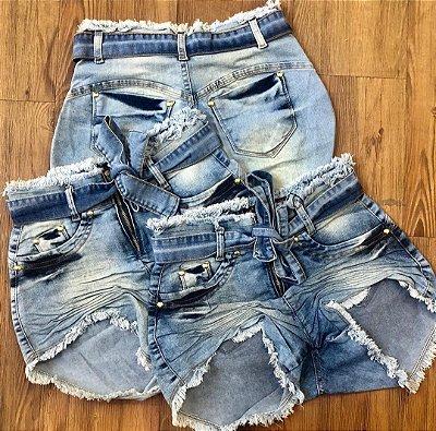 Shorts Jeans Aline