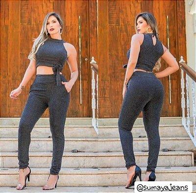 Conjunto Lurex Camila