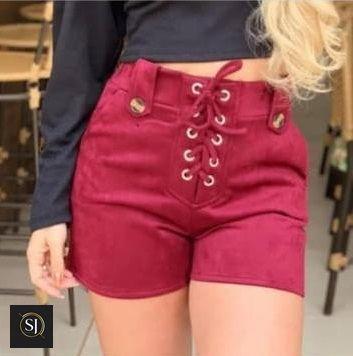 Shorts Trançado