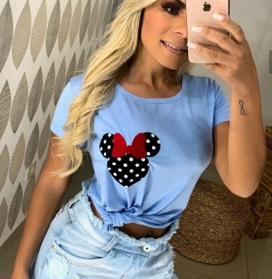 T shirt Minnie