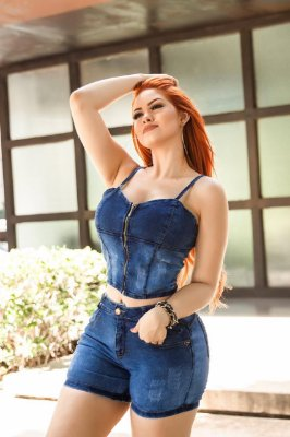 Conjunto Jeans Raissa