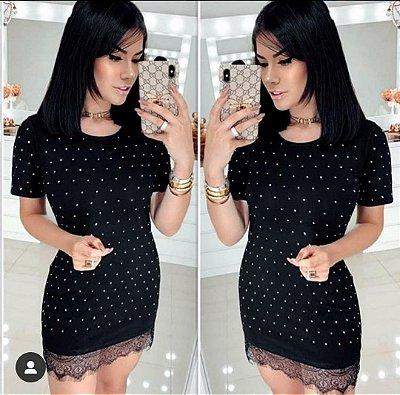 Vestido  Brillho Geovanna
