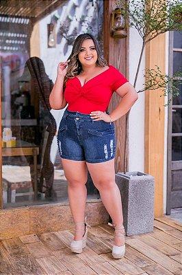 Shorts Jeans Carolina