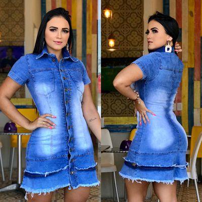 Vestido Jeans Laís