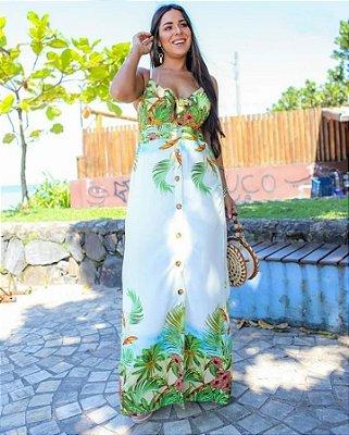 Vestido Floral Raquel