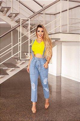 Salopete Jeans Eluana