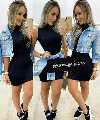 Jaqueta Jeans Larissa