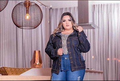 Jaqueta Jeans Clarice