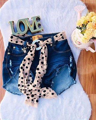Shorts Jeans Mônica