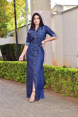 Vestido Jeans Nathália