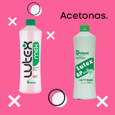 Acetonas