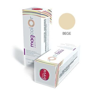 Pigmento Mag Color 15ml Bege