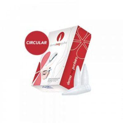 Ponteira Dermomag Circular Fine 10un