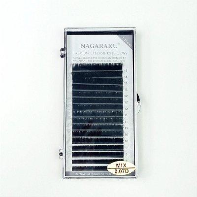 Cílios Nagaraku Mix 0.07 D