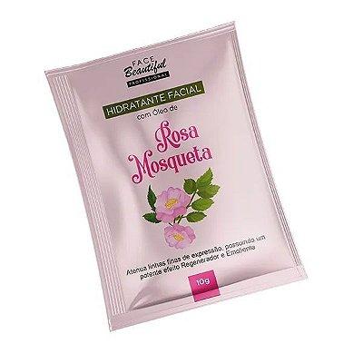 Hidratante Facial Rosa Mosqueta Sachê - Face Beautiful Professional