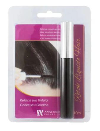 Retok Líquido Hair Anaconda 10ml-Castanho Médio