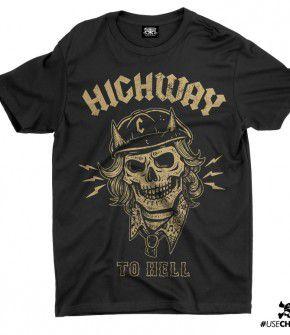 Camiseta Highway