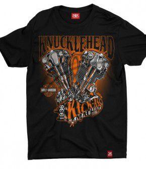 Camiseta HD Knucklehead