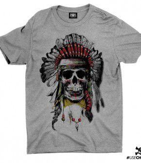 Camiseta Índio