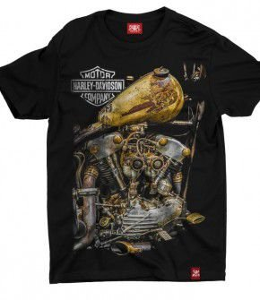 Camiseta HD Motor