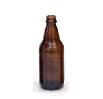 Garrafa Âmbar Cerveja Artesanal 300ml | 24 unidades | Sem Tampa