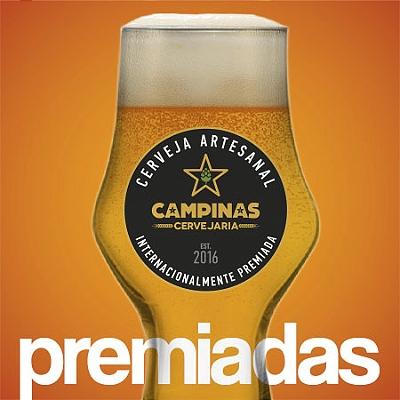 Cerveja Artesanal - Cervejaria Campinas - Mini Banner 02