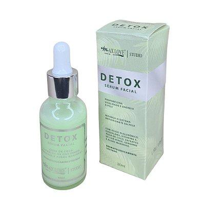 Sérum facial detox Max Love