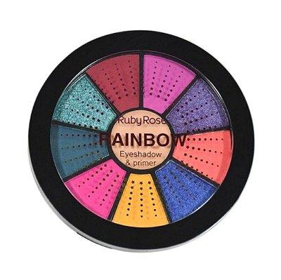 Paleta de sombras Rainbow Ruby Rose