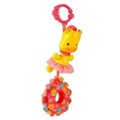 Girafinha Fisher Price Pula Pula