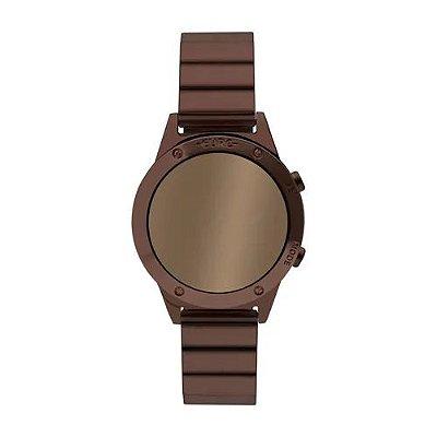 Relógio Euro Feminino Fashion Fit Reflexos - Marrom - EUJHS31BAE/4M
