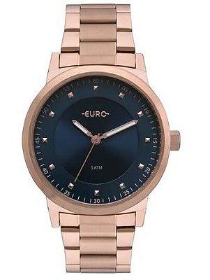 Relógio Euro Bicolor Trendy Feminino - Rosé - EU2036YNU/4A