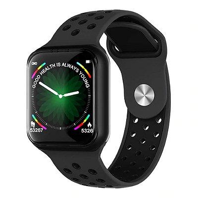 Relógio Smartwatch OLED Pró Série 3 42MM - Preto - iPhone ou Android