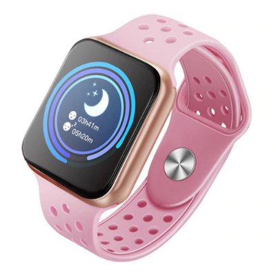 Relógio Smartwatch OLED Pró Série 3 42MM - Rosa - iPhone ou Android