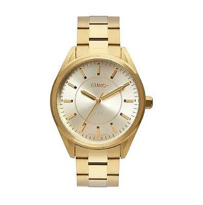 Relógio Euro Feminino Strong Woman Spikes - Dourado - EU2035YPZ/4D