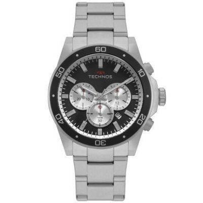 Relógio Technos Skymaster - Prata - JS25BY/1P